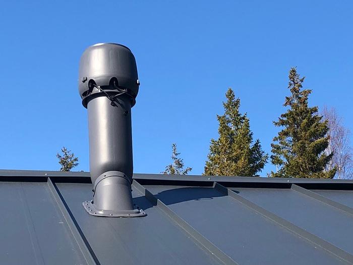 automatic ventilation system
