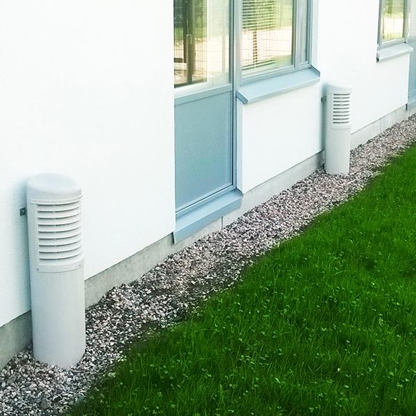 ventilation poles