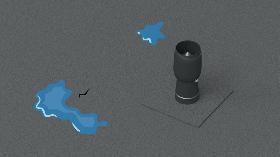 smart system för fukthantering